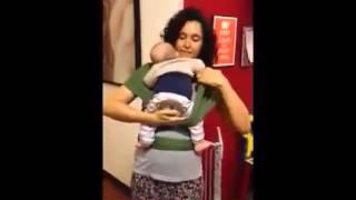 видео Переноска для детей