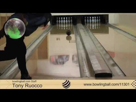 bowlingball.com Roto Grip Asylum Bowling Ball Reaction Video Review