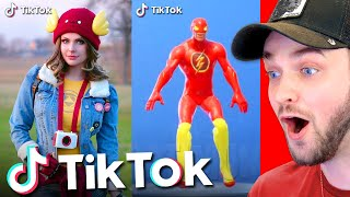 *BEST* Fortnite TIK TOKS that MAKE YOU LAUGH! (Memes, Funny + MORE)
