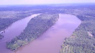Danau Si Gombak, Dusn Jambu, Kab. Tebo, Jambi, Sumatra