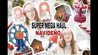 SUPER MEGA HAUL DECORACION NAVIDEÑA ALIEXPRESS, IKEA, LEROY MERLYN
