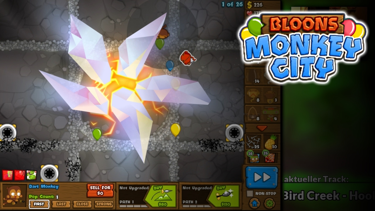 Kongregate bloons monkey - Phase Crystal Bloons Monkey City 34 German
