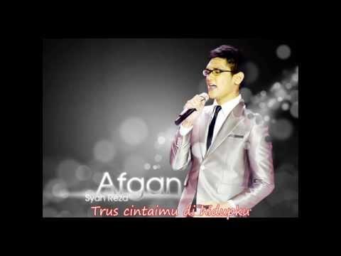 Karaoke Afgan - Bawalah Cintaku (Lyrics + No Vocal)