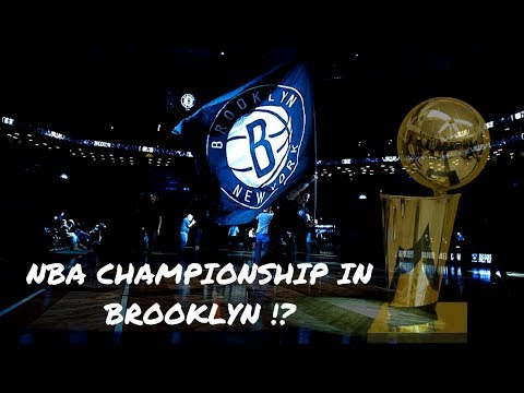 Brooklyn Nets - NBA Champions !? - What would it take ?? (Path To Greatness Ep.1)