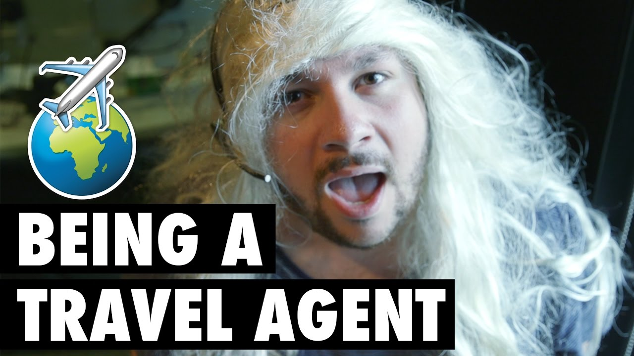 Being A Travel Agent