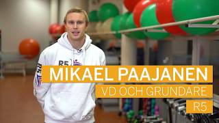 Mikael Paajanen - R5 Athletics and Health