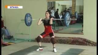 Ավարտվել է ծանրամարտի Հայաստանի կանանց 2015 թվականի առաջնությունը