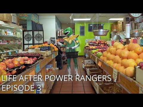Maz - Life After Power Rangers: Episodes 3 & 4!