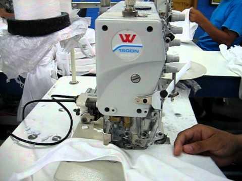Maquinas industriales de coser pegaso youtube for Maquinas de coser zaragoza
