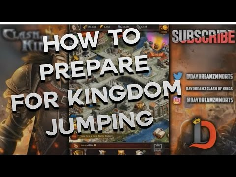 HOW TO PREPARE YOURSELF FOR THE NEW KINGDOM JUMPING UPDATE THAT IS COMING (CLASH OF KINGS)