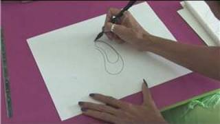 Drawing Lessons : How to Draw Ballet Slippers