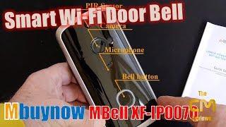 Mbuynow UBell XF-IP007Q Test: WiFi Doorbell - Smarte Türklingel Han...