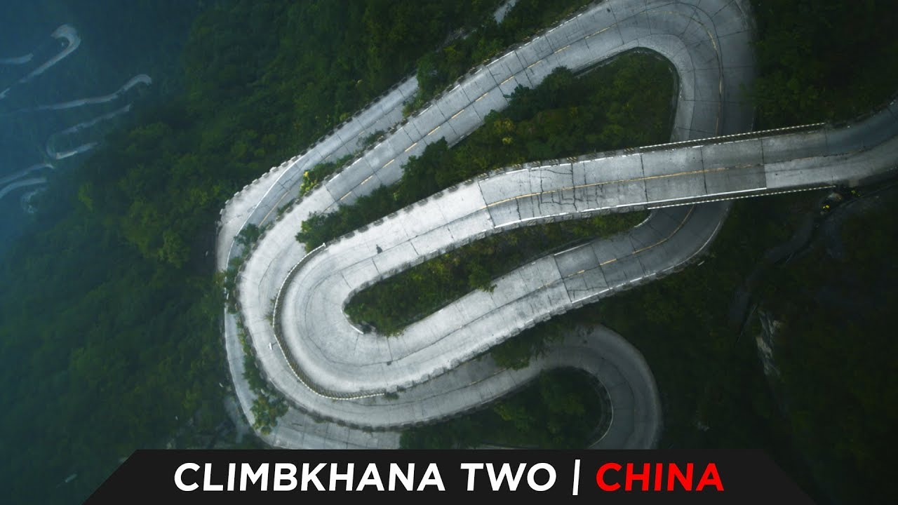 TOYO TIRES | Official Trailer for Ken Block's Climbkhana TWO: Tianmen Mountain, China