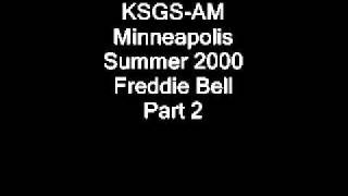 KSGS-AM Minneapolis August 2000 Freddie Bell Part 2.wmv