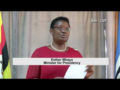 The only way to removing President Museveni from Power...Minister for Presidency speaks out!