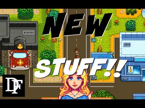 Stardew Valley - Expansion Mod!! New Content to Play With!! HD Gameplay