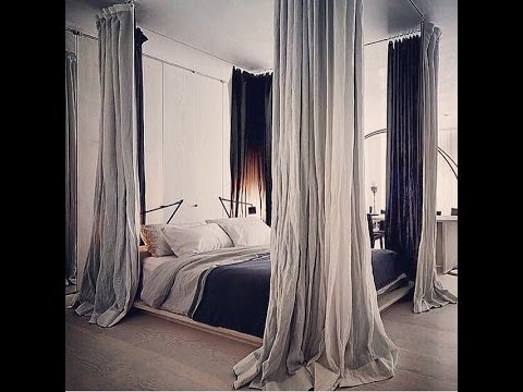 Curtain Design Ideas for Your Bedroom