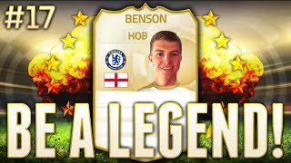 FIFA 15 '87 RATED DISCARD' BE A LEGEND #17