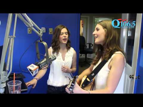 "LIVE ON Q106.5: Lily + Lanie Perform ""Can't Change 'Em"""
