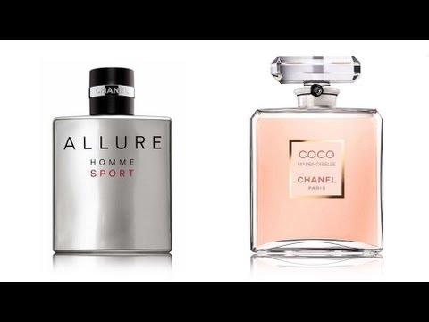 VLOG. Обзор парфюмерии CHANEL от Fresharomat (дешево)