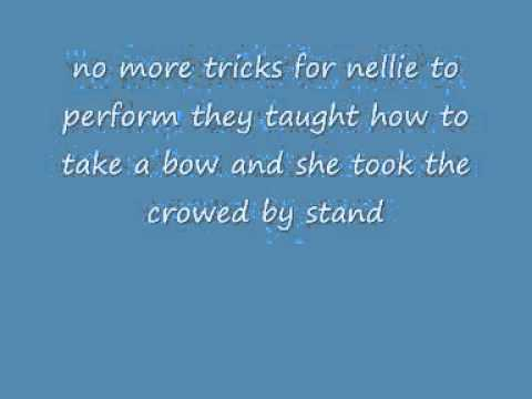Toy Dolls-Nellie the elephant. (Lyrics)