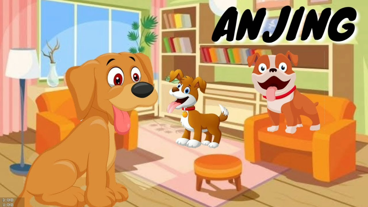 4100 Koleksi Gambar Hewan Peliharaan Animasi HD Terbaik