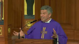 Fr. Michael Holzmann's Homily for the 2nd Sunday of Lent