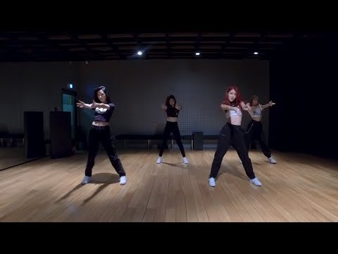 BLACKPINK - 뚜두뚜두 (DDU-DU DDU-DU) Dance Practice (Mirrored)
