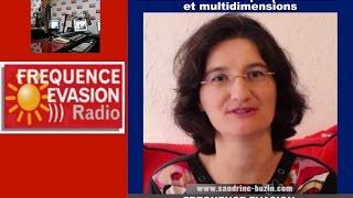 UMMO ET MULTI-DIMENSIONS - Sandrine Buzin sur Fréquence Evasion
