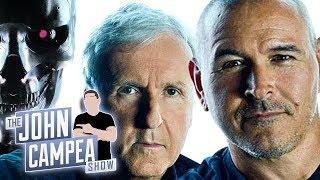Terminator Director Says He'll Never Work With James Cameron Again - The John Campea Show