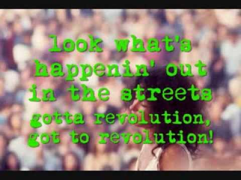 Volunteers - Jefferson Airplane Live @ Woodstock '69 HQ LYRICS