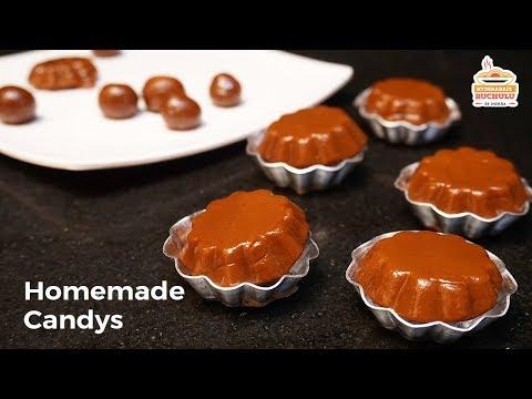 చాక్లెట్ ఇంట్లోనే ఇలా చెయ్యండి ఇంతకుముందు ఎప్పుడు చూసి ఉండరు | Homemade Chocolate Recipe