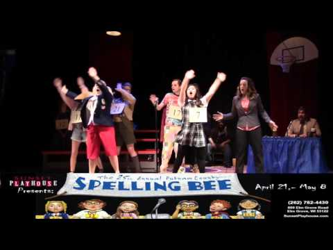 THE 25TH ANNUAL PUTNAM SPELLING BEE - #4 Whitnall High School