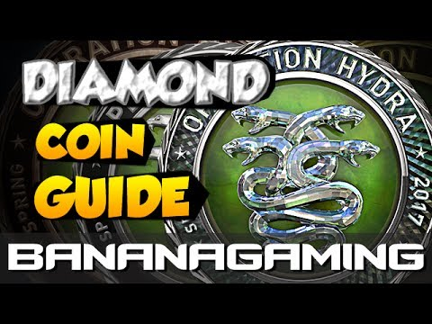 "CS:GO - How to get the ""Diamond Coin"""