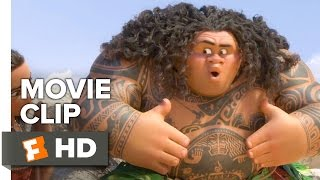 Moana Official Movie Clip - You
