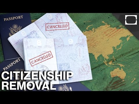 When Can You Be Stripped Of Your Citizenship?