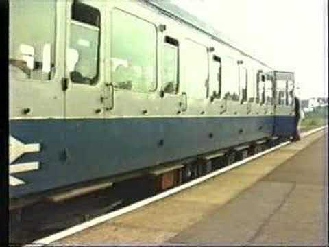 W55000 at Lympstone, 1991