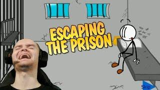 Escaping The Prison Прохождение ► Побег из тюрьмы ◄ ВЗРЫВ МОЗГА