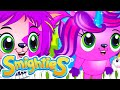 Smighties - Rainbow Unicorn Toy Song Surprise  | Cartoons for Kids | Funny Kids Cartoons