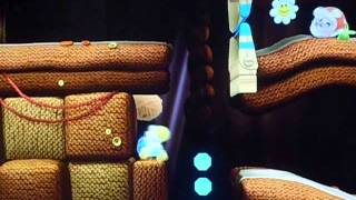 Lets Play Yoshis Woolly World Part 17: Yoshi in der Flugschule