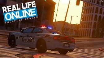 GTA RLO: Auf Sreife mit CSYON 💎am neuen Beta-Server! LAPD 🚓