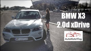 BMW X3 2.0d xDrive F25 ..::AMV#12::..
