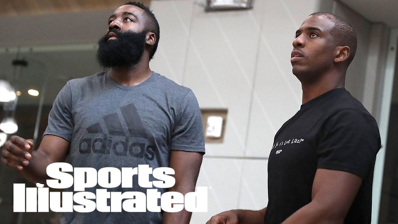 James Harden Vs. Chris Paul: Will Their Chemistry Help Or Hurt Rockets | SI NOW | Sports Illustrated