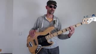 Jain-Alright Bass Cover