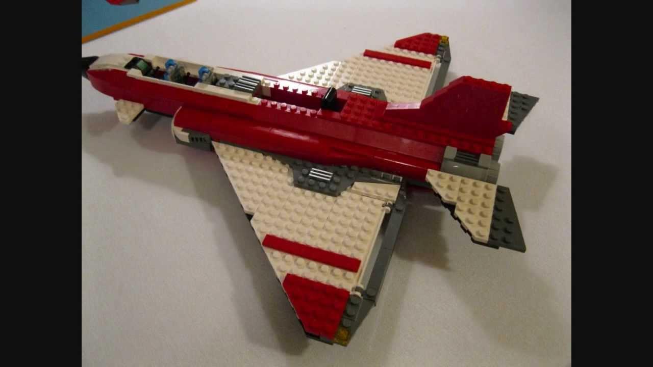 Hd building lego creator 5892 sonic boom youtube - Lego sonic boom ...