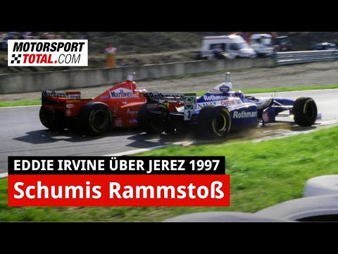 A Drink With Eddie Irvine, Episode #16 (On Jerez 1997 and Max Verstappen's driving ethics)
