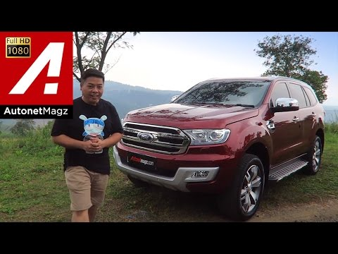 Review Ford Everest Titanium Indonesia by AutonetMagz