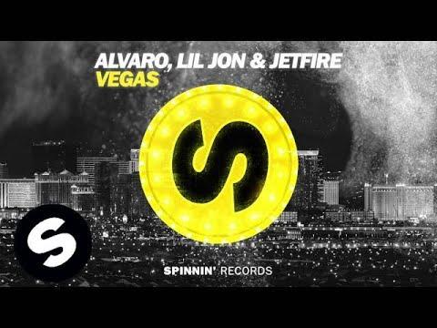 ALVARO, Lil Jon & JETFIRE - Vegas (Official Audio)