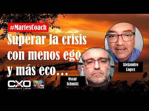 🎙️ Como superar una crisis (y evitar la siguiente) con menos EGO y más ECO 🚀