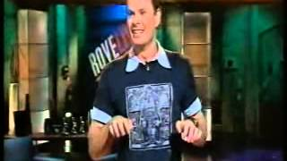 David Williams Stand-Up Comedy on Rove